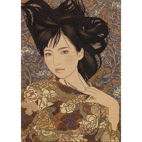 Flower camouflage / Honami
