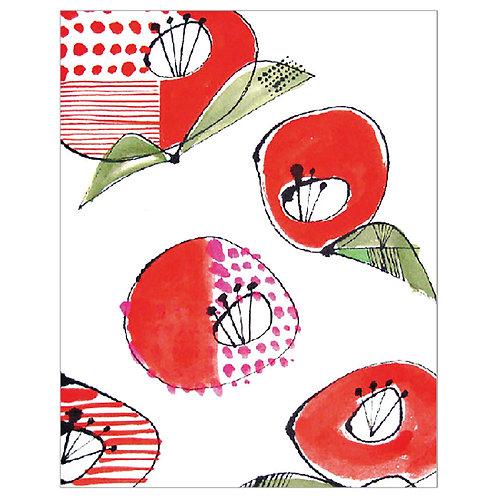 椿うめ/Camellia plum