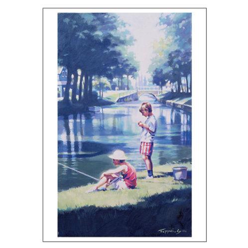 Teppei Sasakura Postcard
