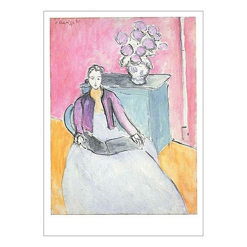 Henri Matisse Postcard