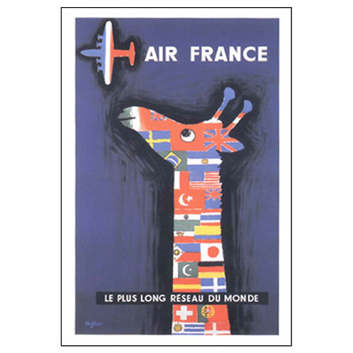 Raymond Savignac Postcard