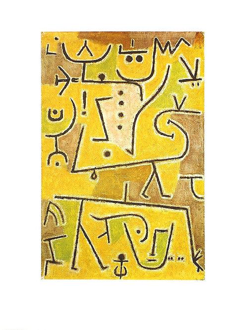 ROTE WESTE / Paul Klee
