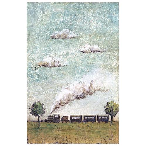 Meadow train