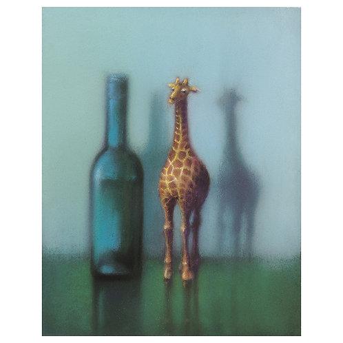 Bottle in the savanna