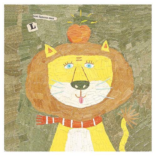 Ringo lion  - Apple lion