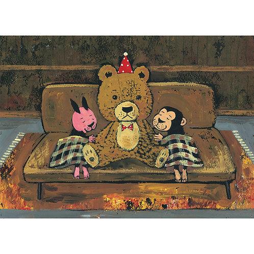 Big Teddy Bear /Ookina kuma no nuigurumi