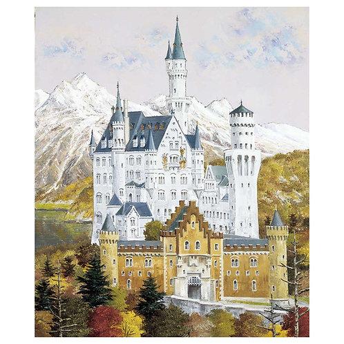 Swan castle Kinshu (Neuschwanstein Castle)