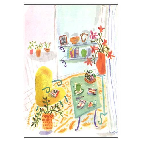 Jun Iida Postcard