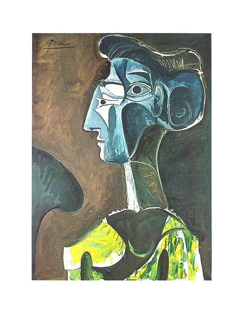 GRAND PROFIL / Pablo Picasso
