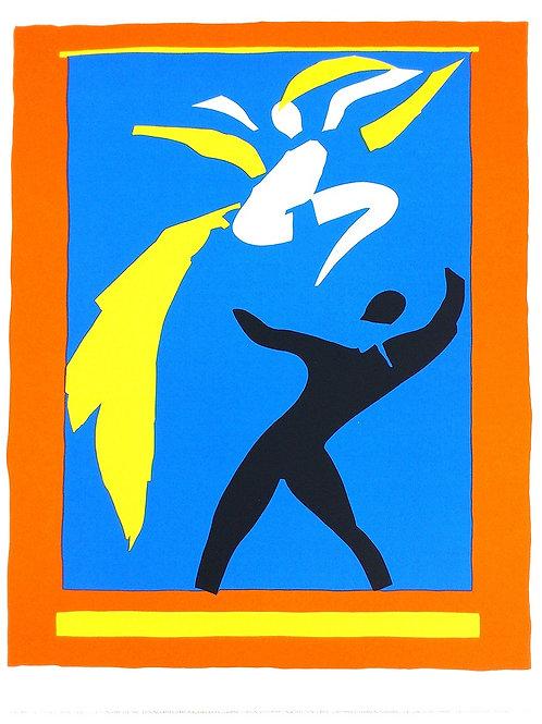 L' ETRANGE FARANDOLE / Henri Matisse