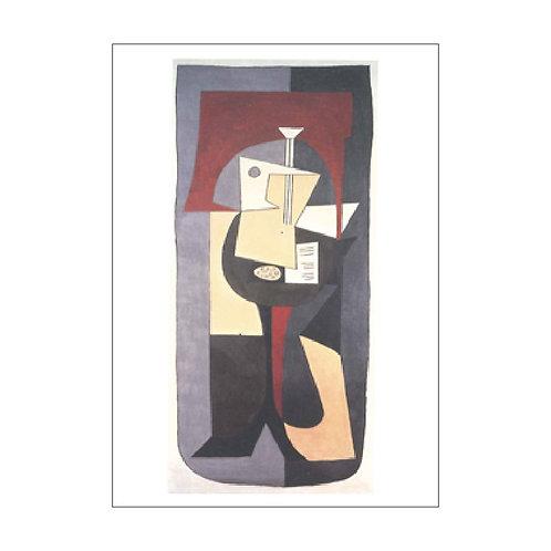 Pablo Picasso Postcard