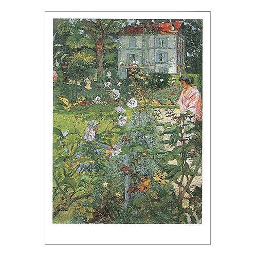 Édouard Vuillard Postcard