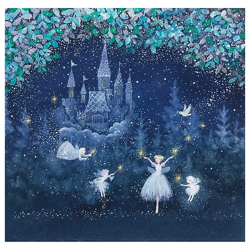 White fairies