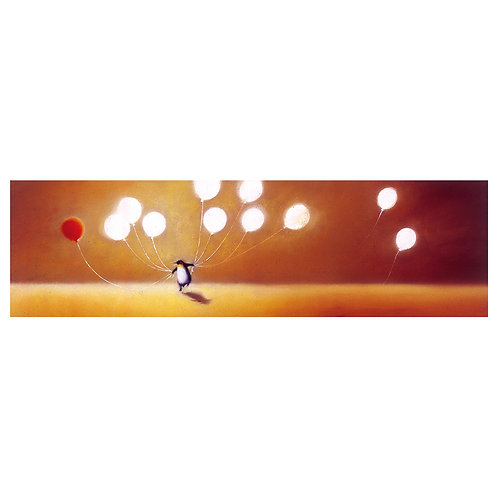 Balloons that Papagena has