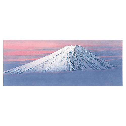 Fuji-gyosei/Mt. Fuji clear at dawn