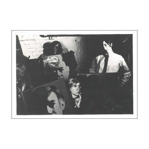 Billy Name Postcard PC-1588