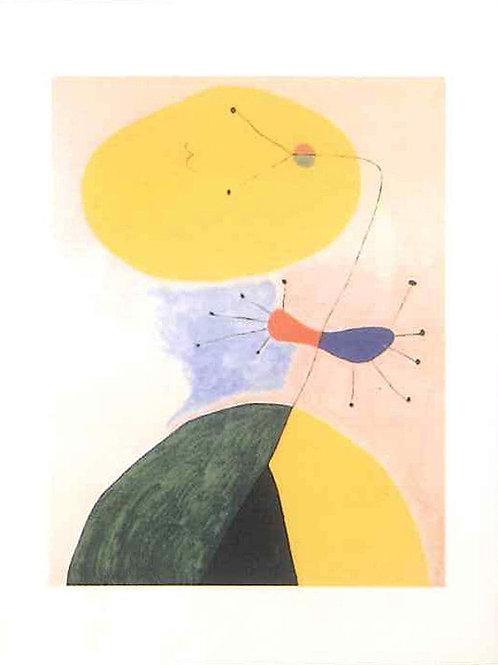 PORTRAIT / Joan Miró