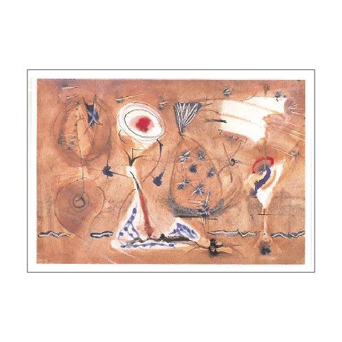 Mark Rothko Postcard