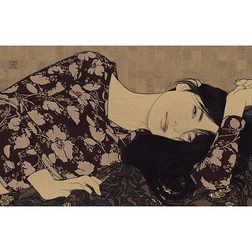 Lying together / Satsuki