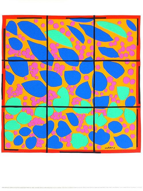LIERRE EN FLEUR / Henri Matisse