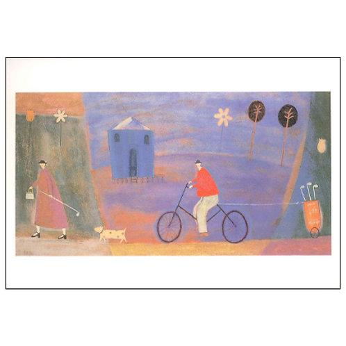 Paula McArdle Postcard