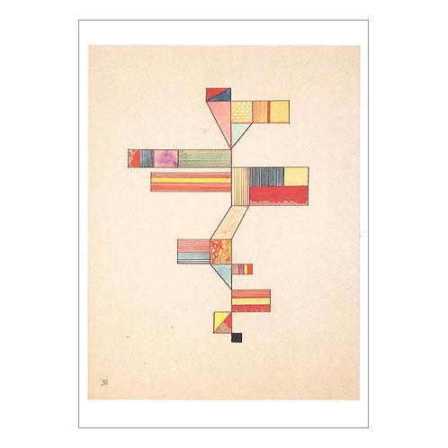 Wassily Kandinsky Postcard