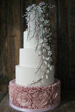 Spring Blossom with Rose Ruffle main