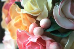 Vintage Lace Flower