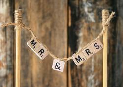 Scrabble Mr & Mrs