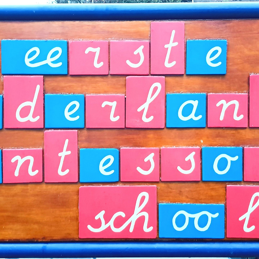 Bijeenkomst Eerste Nederlandse Montessorischool - Den Haag - combi-avond