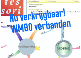 WMBO - Set Verbanden is klaar!