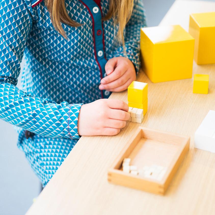 Montessori Basisbekwaam   Lesdag 13