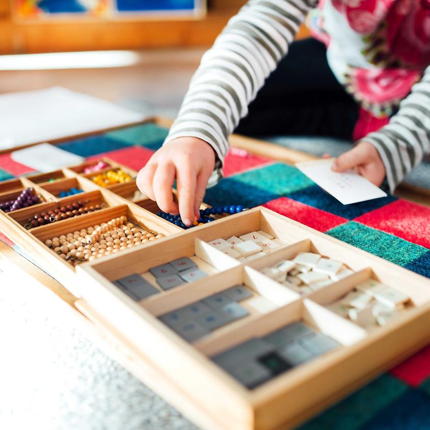 Montessori Basisbekwaam   Lesdag 17
