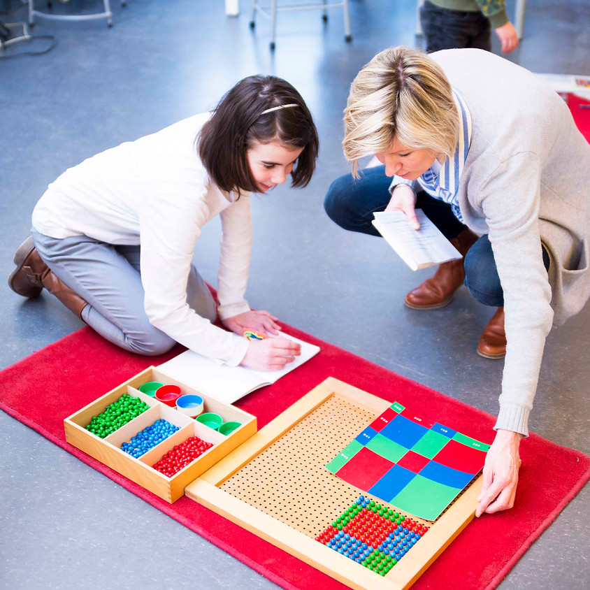 Montessori Basisbekwaam | Lesdag 12