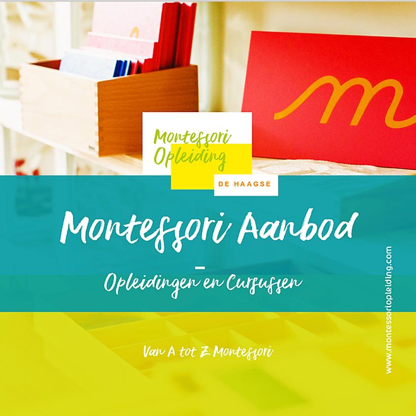 Kick-Off Start van onze Montessoriopleidingen 2020-2021