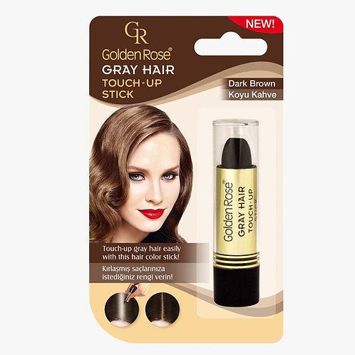 Grey Hair Touch-Up Stick Nº 02 Dark Brown