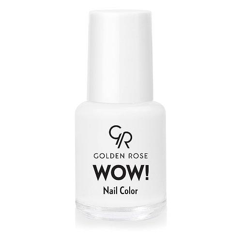 WOW Nail Color Nº 01