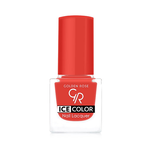 Ice Color Nail Lacquer Nº 123