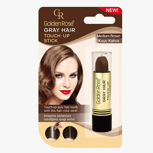 Grey Hair Touch-Up Stick Nº 03 Medium brown