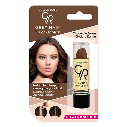 Grey Hair Touch-Up Stick Nº 08 Chocolate brown
