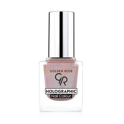 Holographic Nail Colour Nº 02