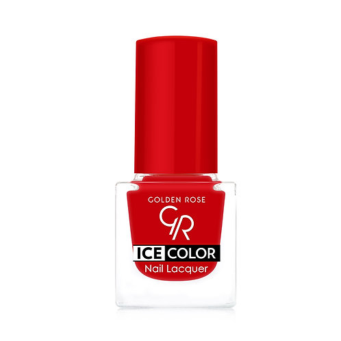 Ice Color Nail Lacquer Nº 124
