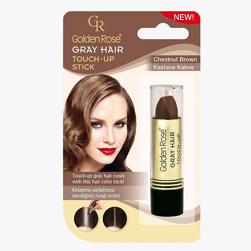 Grey Hair Touch-Up Stick Nº 07 Chestnut Brown