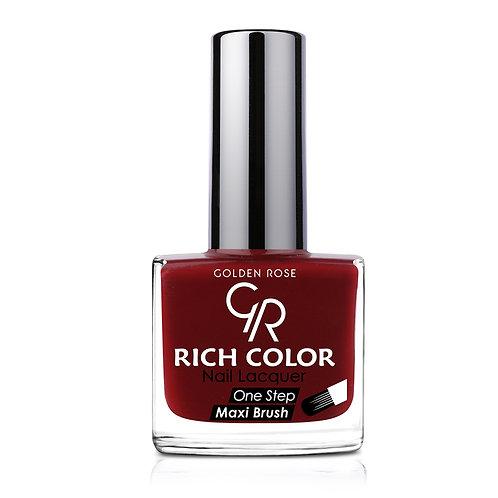 Rich Color Nail Lacquer Nº 123