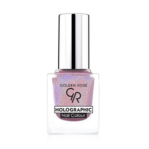 Holographic Nail Colour Nº 03