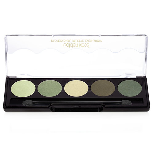 Professional Palette Eyeshadow Nº 102 Green Line