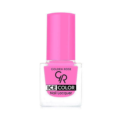 Ice Color Nail Lacquer Nº 201