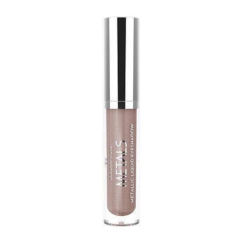 Metals Metallic Liquid Eyeshadow Nº 105-Mink