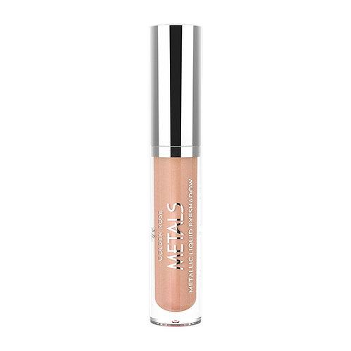 Metals Metallic Liquid Eyeshadow Nº 104-Sun Kiss