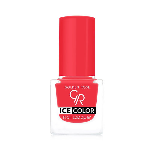 Ice Color Nail Lacquer Nº 122